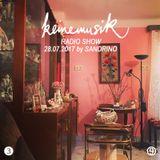 Keinemusik Radio Show by Sandrino 28.07.2017