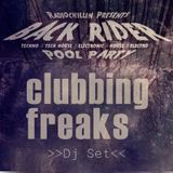 CLUBBING FREAKS Live at Radiochillins BACK RIDER (08-02-2014)