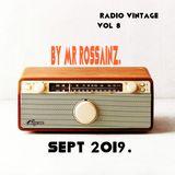 RADIO VINTAGE VOL 7 BY MR ROSSAINZ SEPT 2019