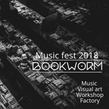 BookWorm Music Fest 2018 B2B Psytrance Set day_2