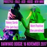Honey Comb & Matt Positive - Live at Barnyard Boogie 16 (2017)