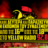 H 12η εκπομπή του SUPER-3 στο YellowRadio 92,8 (14.11.2016)
