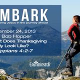 EMBARK: What Does Thanksgiving Really Look Like?
