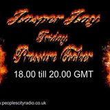 JASPER JAY - FRIDAY PRESSURE COOKER - PEOPLES CITY RADIO - 17.03.17