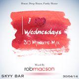 Rob Macson- InDaHouse 30 minute mix- MAY 2014