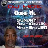 DJ Moe Presents Just Doing Me Live On HBRS 21- 10 -18