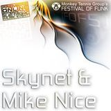 Mike Nice and Skynet - Festival of Friends 5 - Festival of Funk-Monkey Tennis Group