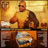 DJ MODESTY - THE REAL HIP HOP SHOW N°350 (Hosted by POP DA BROWN HORNET)