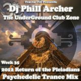 2012 The Return of the Pleiadians - The UnderGround Club Zone Radio Show