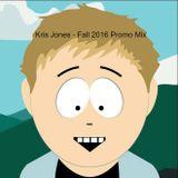 Promo Mix - Fall 2016