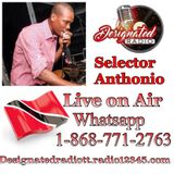 #TFC-The Feelings Corner Radio Show hosted by Selector Anthonio live on DesignatedRadioTT 12-12-2016