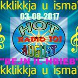 BEJN IL-HBIEB 03-08-2017