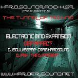 DJ ASH - The Tunnel Of Techno On HardSoundRadio-HSR