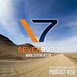 Seveneves Radio #24 (04.10.2016) hosted by Dexter Curtin & Marcus Jahn