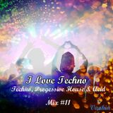Vankin - I love Techno - #11 (by night)