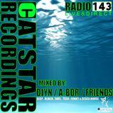 CATSTAR RECORDINGS RADIO SHOW 143