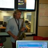 A Slice of Jazz with Rhys Phillips - 04 June 2016 - Eira/Snow in session