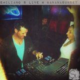 Emiliano S @ Bananasunset #Semplicerecords#