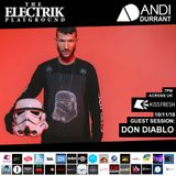 Electrik Playground 10/11/18 inc. Don Diablo Guest Mix