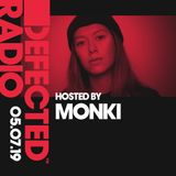 Defected Radio Show presented by Monki - 05.07.19