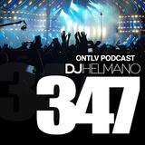 ONTLV PODCAST - Trance From Tel-Aviv - Episode 347 - Mixed By DJ Helmano