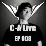 C-A LIVE EP 008 (septiembre)