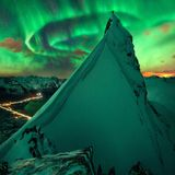 Roasted Sounds November 2016 Mix_ Northern lights