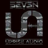 Seven & Toast MC - Uprise Audio Show - SUB FM - Episode 1 - August 6th 2014