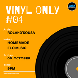 vinyl only #04 mixed by Roland'Sousa