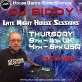 DJ BIDDY LIVE ON HBRS 8 / 11 / 2018
