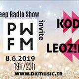 Your Soul Is Deep invite PWFM @ Deep Kulture 08 06 19