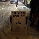 Dj Mega live at Center st Alley - 02-17-2018 - Top40-Hiphop-Pop and more - (3 hour live mix)
