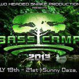 C Majah - Live @ Bass Camp (dj set - July 2013)