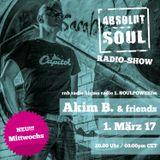 Absolut Soul Show /// 01.03.17 on SOULPOWERfm