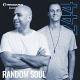 Traxsource Live With Random Soul