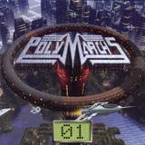 PolyMarchs 01'  [PERFORMANCE MIX 4/5]