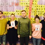 Víťazi Rádiohláv Billy Barman a Keosz v Popo_FM 13.3.2017