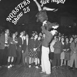 NOBSTERS BEATS SHOW 25 JIVE NIGHT