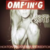 Mix Of The Month - Deep House / OMF'IN'G