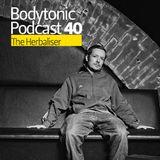 Bodytonic Podcast 040 : The Herbaliser