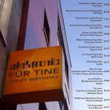 Tines Geburtstagsmix 2015 - Electronic für Tine