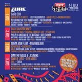 Mladen Tomic B2B Sinisa Tamamovic - Live @ Exit Festival [07.19]