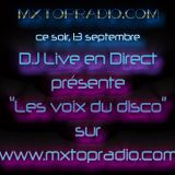 Dj Live en Direct DIsco & Slow Show