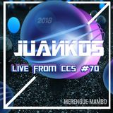 JUNKS #70 Live from Ccs (Merengue Mambo Abril) 2018