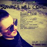 Deejay Ponor - Summer Will Come (May2014)