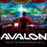 Avalon @ LIVE Ozora Festival  2017