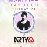 Arty - Live @ Memorial Day Weekend Marquee Las Vegas (USA) 2013.05.24.
