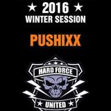 pUsHiXx @ Hard Force United & Friends_[Winter Session 2016]_01.03.2016