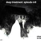 DJ Dincer Uslu - Deep Treatment 018 on TM Radio - 14-Sep-2018