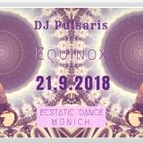 Equinox Ecstatic Dance MUNICH 21.9. 2018